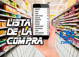 Lista De Compras Para El Supermercado La Mejor App Para Crear Tu Lista De La Compra Johnti Tf