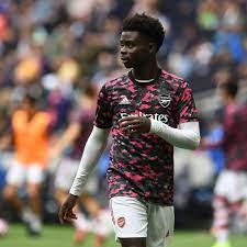 Bukayo Saka sends message to Tottenham ...