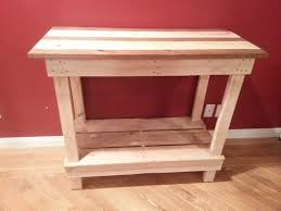 shaker hall table. Red Hallway Table With Best Of Pallet Hall Entryway Console Shaker