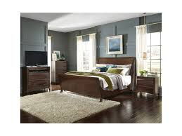 Standard Furniture ContourQueen Bedroom Group With Media Chest