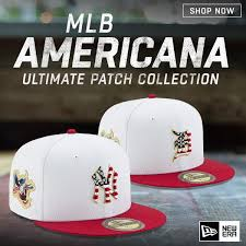 fan outfitters. shop new era mlb americana ultimate patch collection fan outfitters