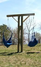 cozy hammock swing stand minimalist hammock chair stand hammock swing stand canada