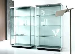 wall cabinets with glass doors display cabinet with glass doors relaxing wall units cool glass door