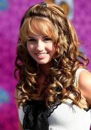 Hair Style High Forehead prom hairstyles for curly hair 2260 by wearticles.com