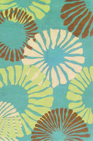 image of tropical outdoor rugs modern