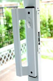 replacement sliding glass door locks full image for french doors