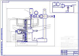 Контрольное приспособление для измерения радиального биения  Контрольное приспособление для измерения радиального биения