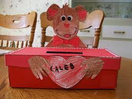 Decorated Valentine Shoe Boxes Shoebox Valentines Day Pinterest Box Craft and Shoebox ideas 2