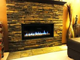 large image for faux stacked stone electric fireplace entertainment center image fireplaces
