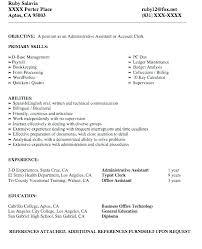 Shipping Receiving Clerk Sample Resume