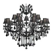 black crystal chandelier maria light black crystal chandelier with black shades black crystal chandelier replacement parts