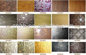 3d wall panel embossed mdf decorative wall boards image