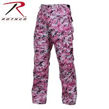 Buy Rothco Digital Camo Tactical Bdu Pants Rothco Online