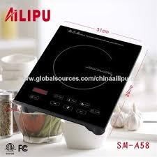 etl 120v portable electric induction cooktop countertop burner induction cooker magnetic cookware