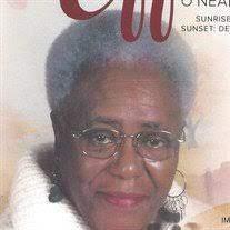 Mrs. Effie Oneal Gallien Obituary - Visitation & Funeral Information