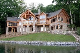 lake house plans.  Lake Luxury Lake Retreat Architectural Designs House Plan Intended Plans I