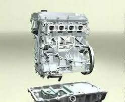 dohc cylinder engine video part