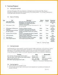 Organizational Change Management Plan Template Training Development ...