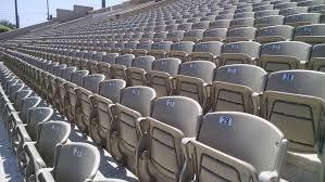Tulsa Football Seating Chart H A Chapman Stadium Sideline Football Seating