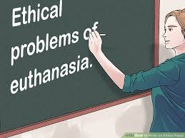 how to write an ethics paper pictures wikihow image titled write an ethics paper step 2