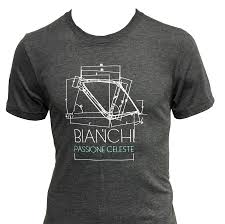 Bianchi Oltre Sketch Tee