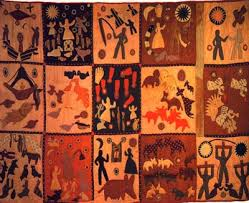 BHM: African American Quilters as Historians pt II | Like a Whisper & The quilt above is about Jacob's Ladder. According to Powers, the images  depict slaves empathy for Jacob b/c he is one of them and their own desire  for ... Adamdwight.com