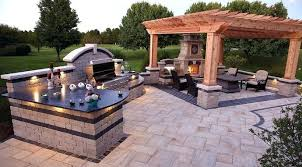 outdoor patio designs outdoor living space with kitchen patio fireplace outdoor patio designs with pavers outdoor