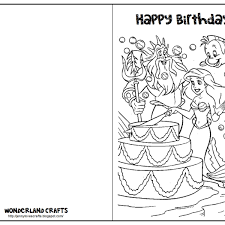 black and white birthday cards printable wonderland crafts birthday cards printables pinterest inside