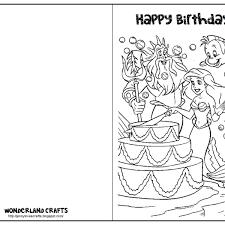 black and white birthday cards printable wonderland crafts birthday cards printables pinterest inside