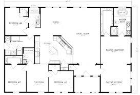40 x 60 home floor plans