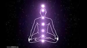 Purple Light In Meditation Violet Light Meditation Youtube