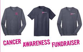 century ambulance creates t shirt fundraiser to benefit cancer awareness