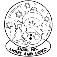 Winter coloring pages teddy bear snowman - ColoringStar