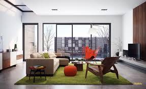 retro living room furniture. Living Room Green Rug Retro Furniture And Vintage Color Theme Round Orange Pillows Elegant R