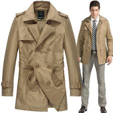 trench coat for men white background hd images