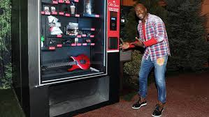 Strange Vending Machines Enchanting Deposit Bits Of Nature Into Old Spice's Weird Vending Machine Get