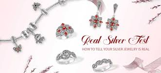 <b>real silver</b> test :how to tell your <b>silver</b> jewelry is <b>real 925</b> sterling <b>silver</b>