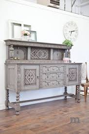 diy furniture makeover ideas. Gorgeous Painted Grey Buffet By Mango Reclaimed. Furniture Makeover Ideas. Diy Ideas