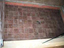 pre sloped shower pan sloped shower pan large size of shower pan kit sloped for kits pre sloped shower pan