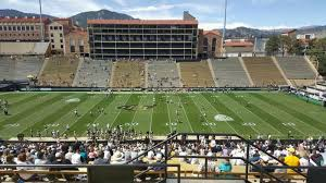 Cu Folsom Field Seating Chart Folsom Field Interactive Seating Chart