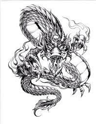 Dragon Tattoo Designs Recherche Google Art Dragon Tattoo