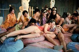 Orgy pictures roman times