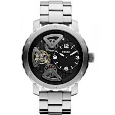 men s watch fossil me1132 time performer men s watch fossil me1132