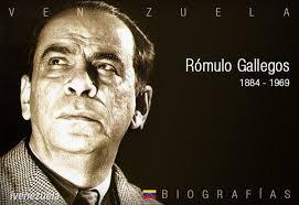 Resultado de imagen para ROMULO GALLEGOS DERROCADO POR USA