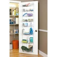 installing over the door pantry rack storage diy