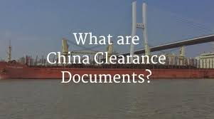 Commercial Shipping Invoice Best What Are China Clearance Documents China Checkup