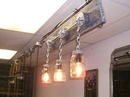 rustic bathroom vanity lights. Rustic Bathroom Light Fixtures Vanity Lights Elegant Lighting Industrial Mason Jar H