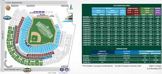 Mariners Seating Chart Prices Amazing Safeco Field Seating Chart Seating Chart
