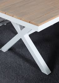 Outdoor Table Bench Au