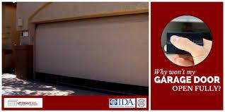 Video: Why Won't My Garage Door Open Fully? | Uxbridge, Ontario ...